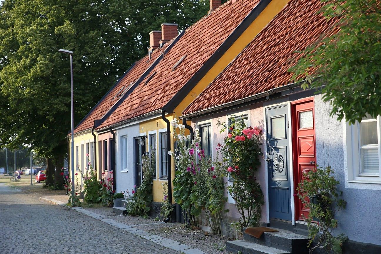 Room for two. österlen.se